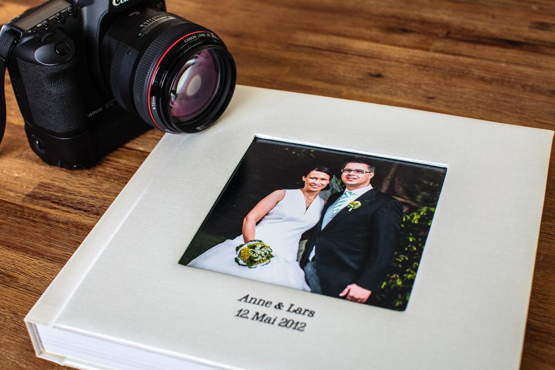 hochwertiges Hochzeitsalbum